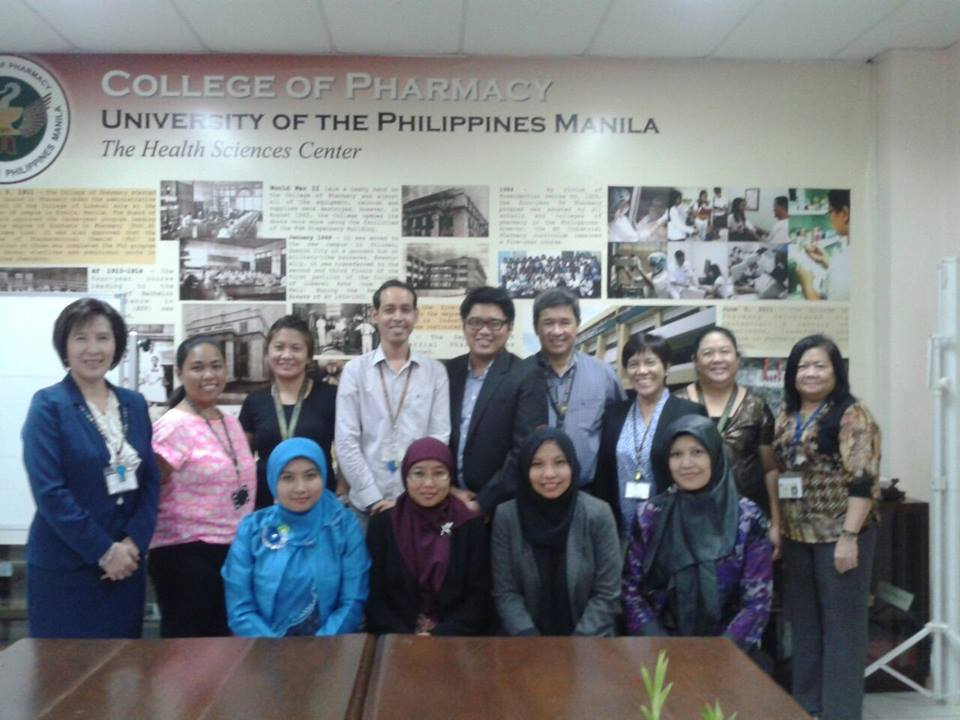 10602814 10203746978668321 815359825 n FKM UAD Berkunjung ke University of Philippine Manila