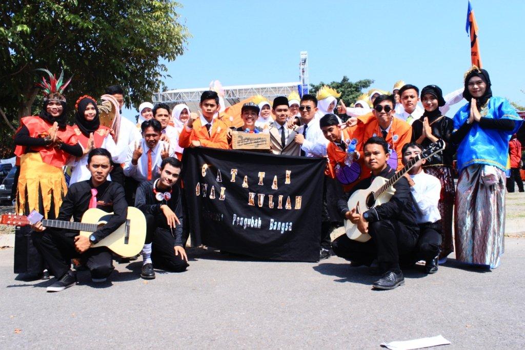 IMG 6059 Juara III Pentas Seni Untuk Mahasiswa Baru