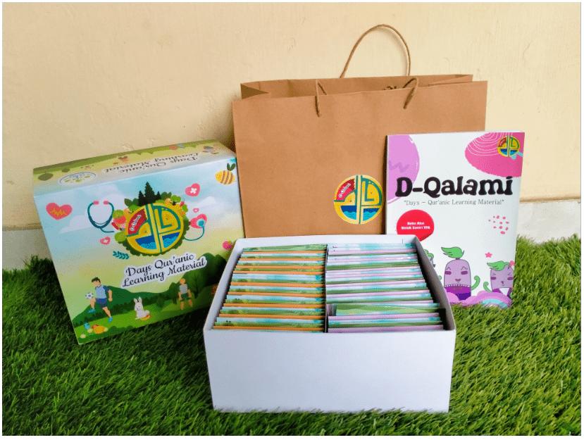 D-Qalami, Permainan Edukasi Kesehatan dan Lingkungan